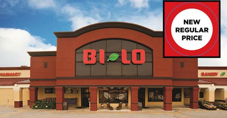 Bi-Lo introduces 'New Regular' KVI prices