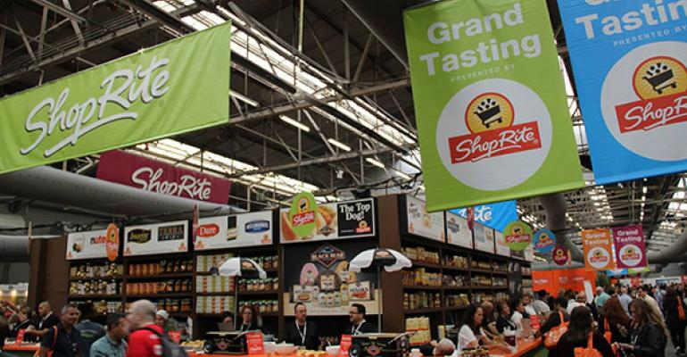 ShopRite to showcase packaged entrees at NYC food festival