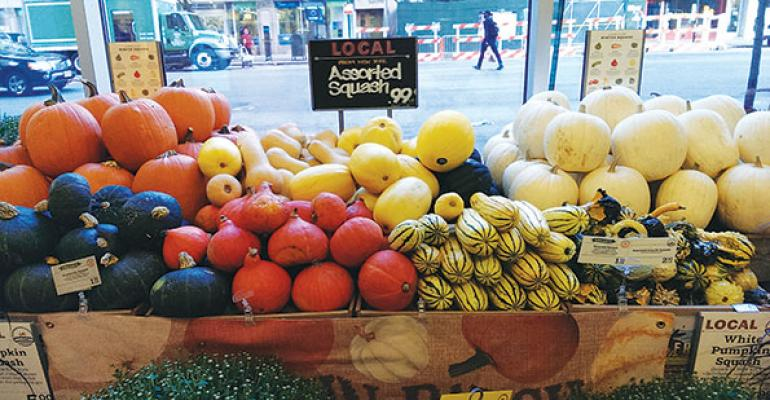 Butternut and beyond: Culinary versatility, attractive displays propel winter squash sales