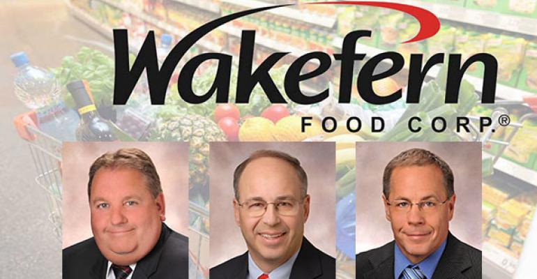 Wakefern promotes 3 executives