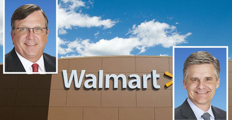 Walmart names new CFO; Holley to retire