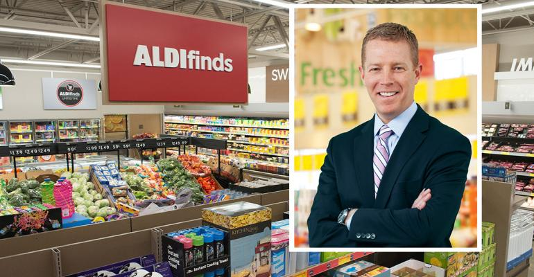 Aldi's Jason Hart: Relentless focus on cutting costs