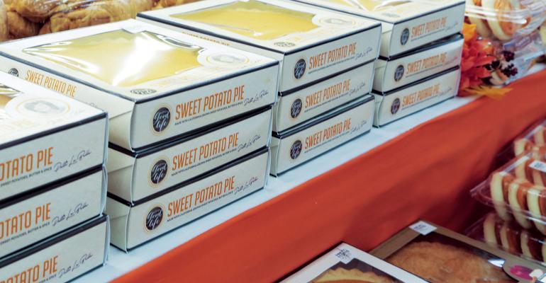 Video: Walmart's bakery goes 'pie-ral'
