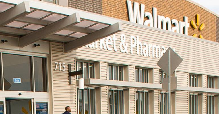 Walmart reports positive U.S. sales in 3Q