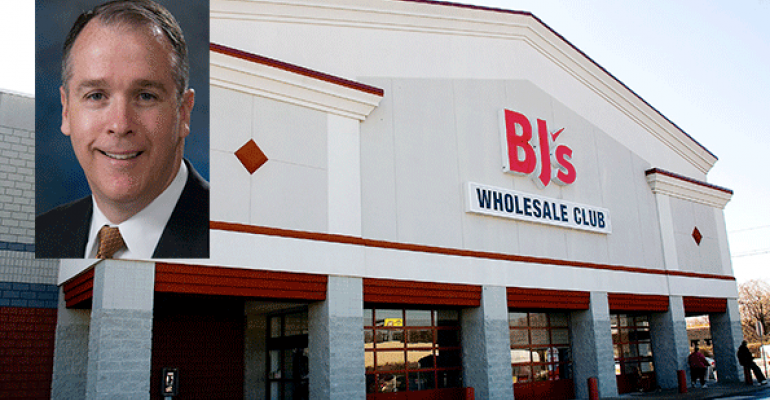 Baldwin named CEO at BJ's Wholesale