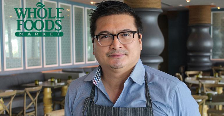 Whole Foods hires global VP of culinary and hospitality