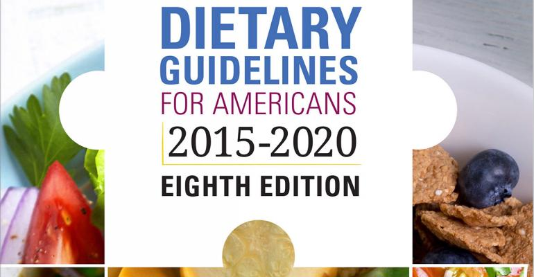 Food industry reacts to 2015-2020 Dietary Guidelines