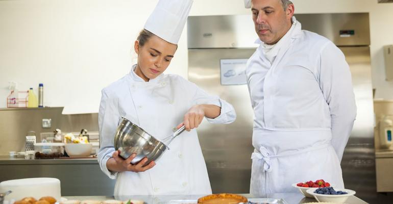 Mentorships stoke career growth