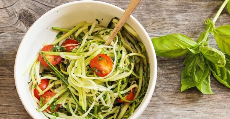 Acme, Stew's market veggie 'noodles'