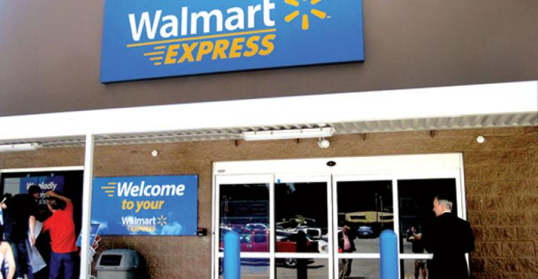Walmart to close 269 stores including all 'Express' sites