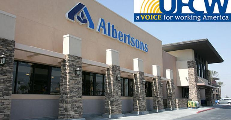 Union supports transfer of Haggen stores to Albertsons
