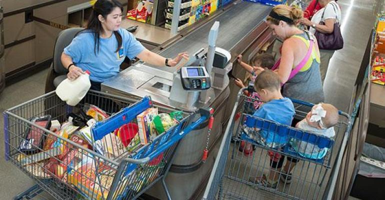 Aldi now accepting credit payments