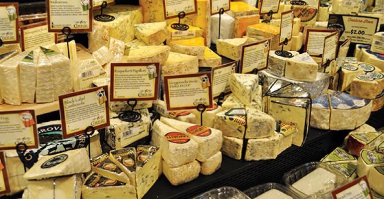 Cutting in: Retailers capitalize on high demand for specialty cheese
