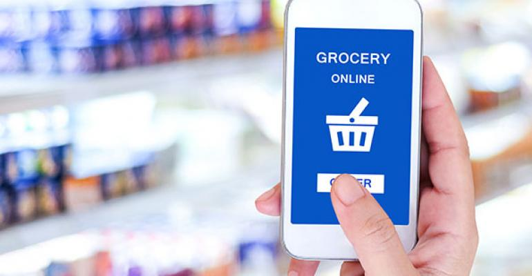 Study: Online grocery shopping 'no longer a niche'