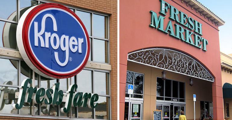 Kroger considered joint venture for Fresh Market
