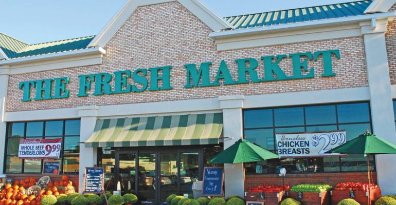 Apollo to buy Fresh Market for $1.36B