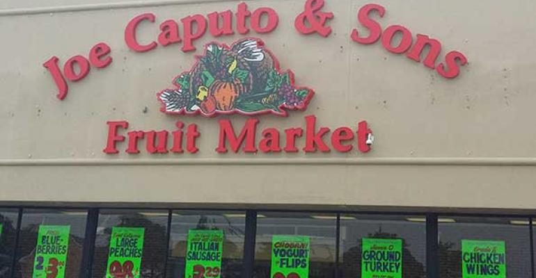 Caputo & Sons stores to be auctioned next month