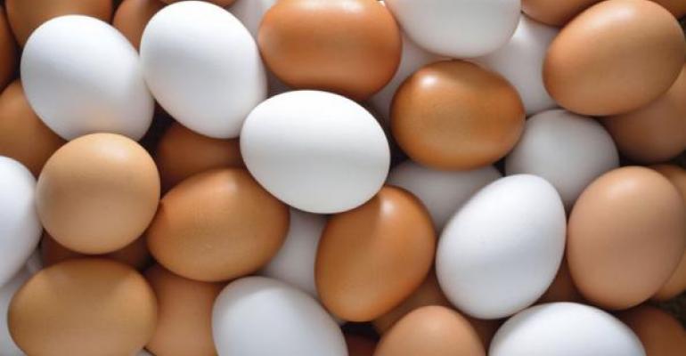 Walmart makes cage-free egg pledge