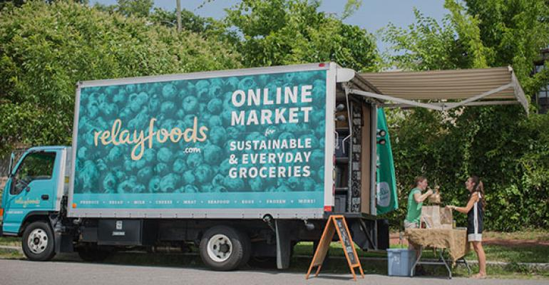 Online grocer Relay Foods slashes delivery fees