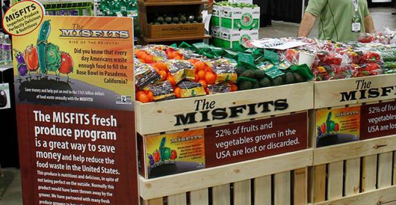 Associated Food Stores39 Misfits produce program is open to all member retailers Photo courtesy of Associated Food Stores