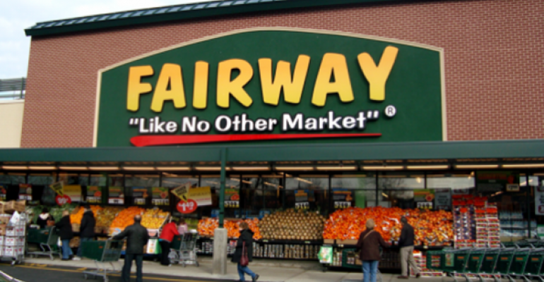 Fairway files 'prepackaged' Chapter 11