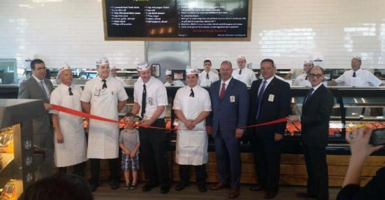 Fareway opens meat market