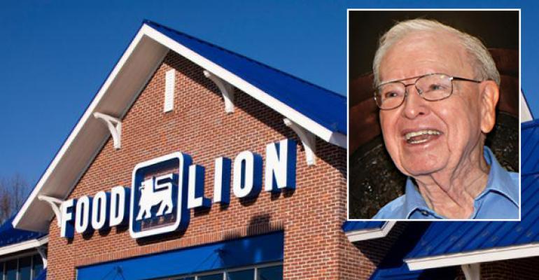 Services set for Food Lion founder Ketner, 95
