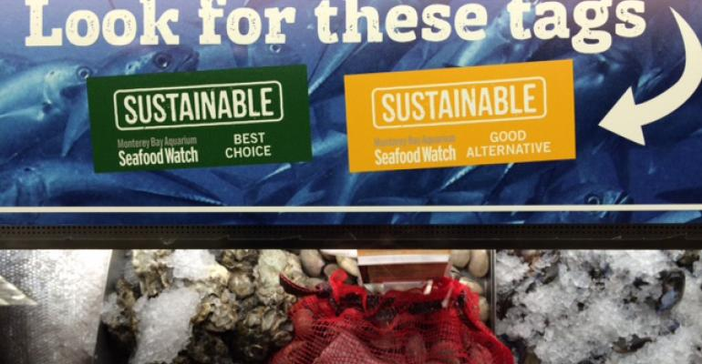 Haggen introduces sustainable seafood tags
