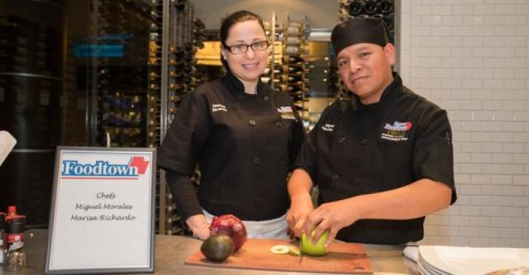 Foodtown chefs honored in N.J. competition