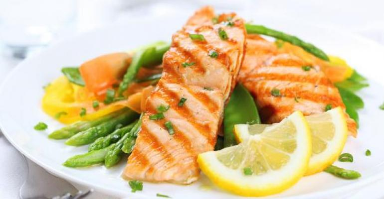 Consumers see strong health benefits in seafood: Survey