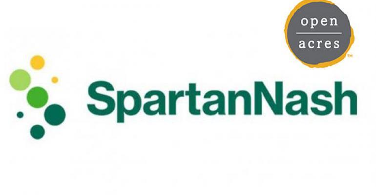 SpartanNash announces 'Open Acres' fresh PL