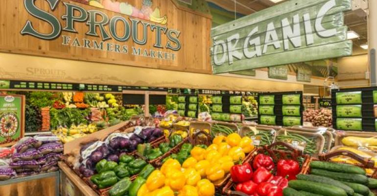 Low inflation tempers 1Q comps at Sprouts