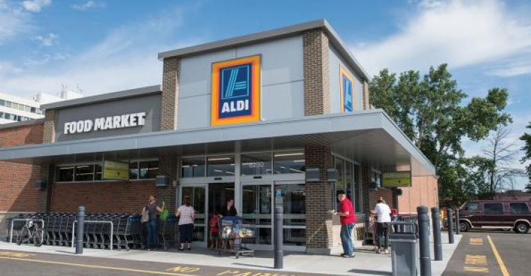 Aldi is probably ahead of schedule on its plan to open some 130 stores a year according to industry observers The California entry is part of a move to open 650 new stores over a fiveyear period ending in 2018