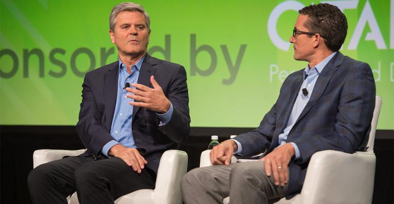 AOL founder urges industry to 'lean into the future'