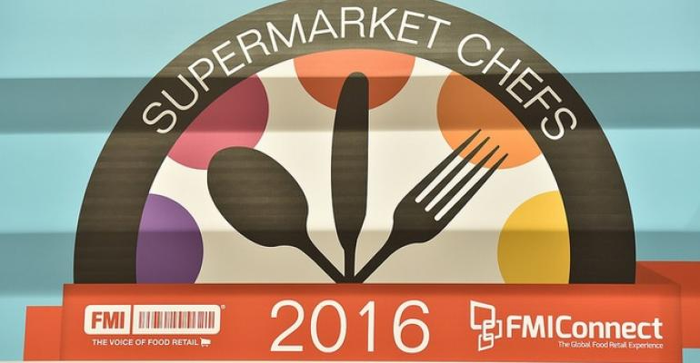 Supermarket chefs share recipes for success