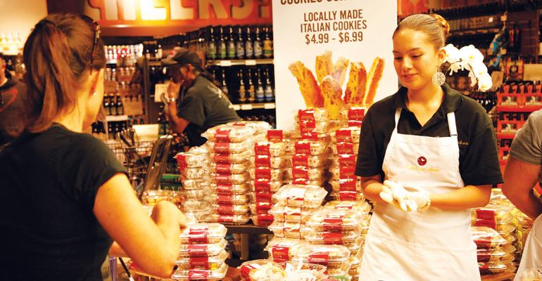 Specialty foods get special treatment