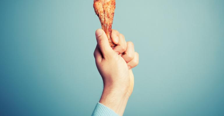 Dark meat chicken gives retailers a leg up on sales