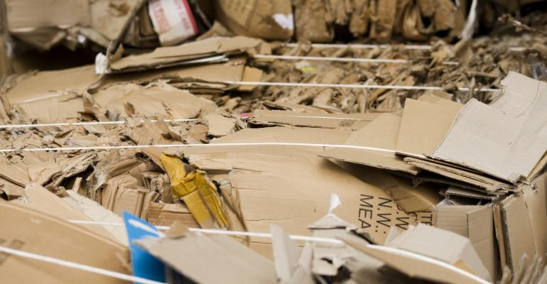 Corrugated Recovered for Recycling Hits All-Time High of 93 Percent in 2015