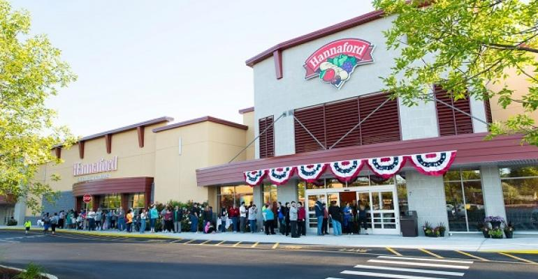 New Hannaford prototype marries convenience, innovation