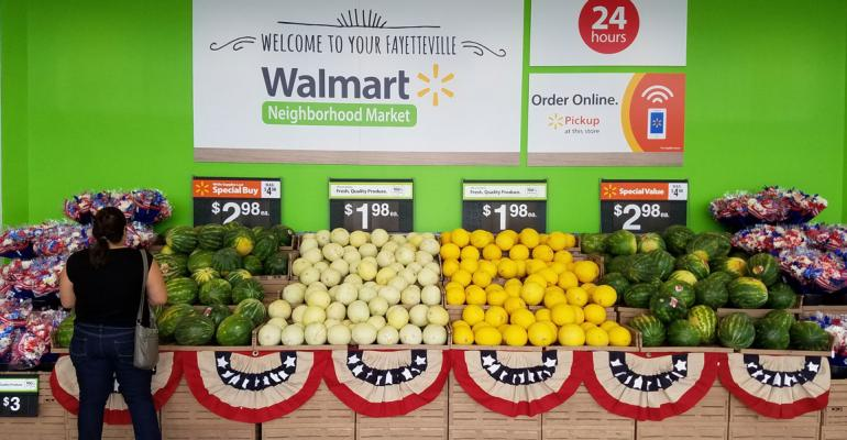 Is Neighborhood Market the answer to Walmart's discount challenges?