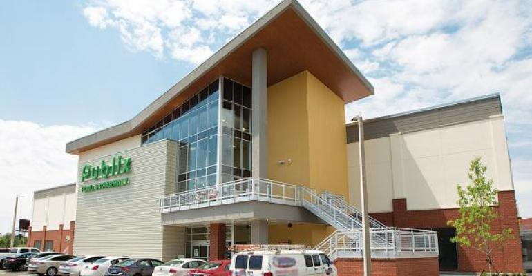 A new Publix in WinstonSalem NC goes vertical to make best use of available space in a prime location Observers say Publix triggered a competitive race for the Southeast when it nearly doubled annual capital spending