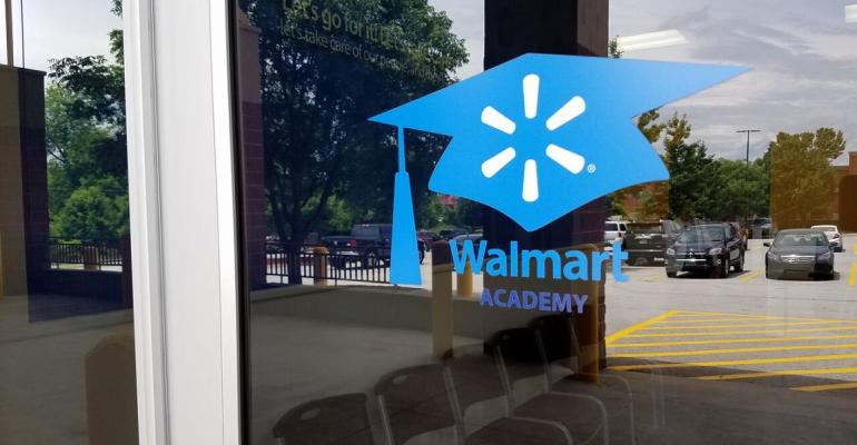 Walmart to open 200 training academies