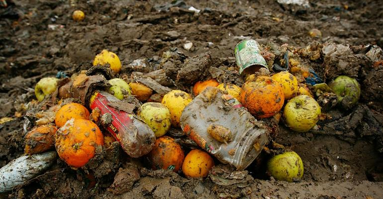 Food waste battle enters crucial phase