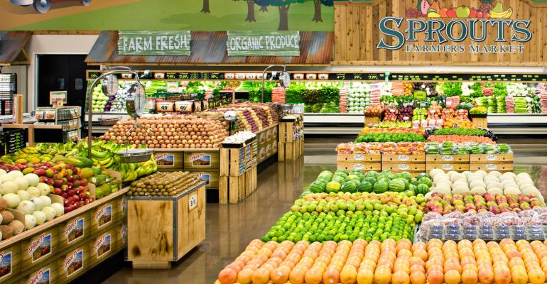 Sprouts complies with California organics recycling regulations