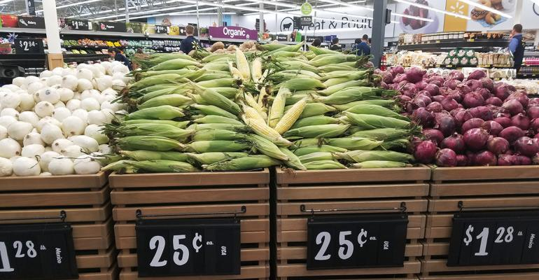 Walmart: 'Fresh Angle' for produce brings benefits