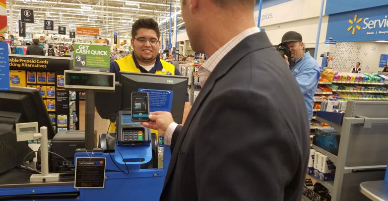 Walmart completes mobile pay rollout, highlights convenience
