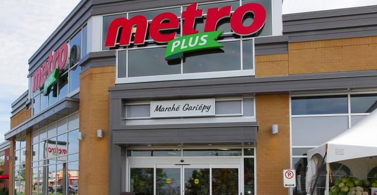 Metro drives sales gains amid shift to discount