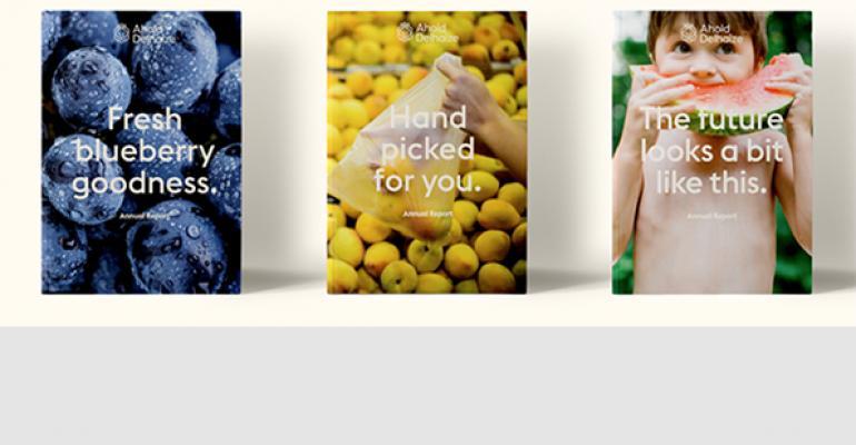 Ahold Delhaize designer on a 'joyful, friendly' brand