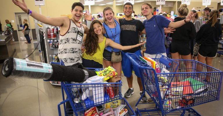 Meijer targets 40k Gen Zers with back-to-college events