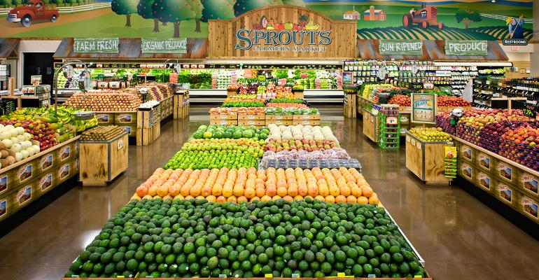Competition rising as prices fall, Sprouts CEO says
